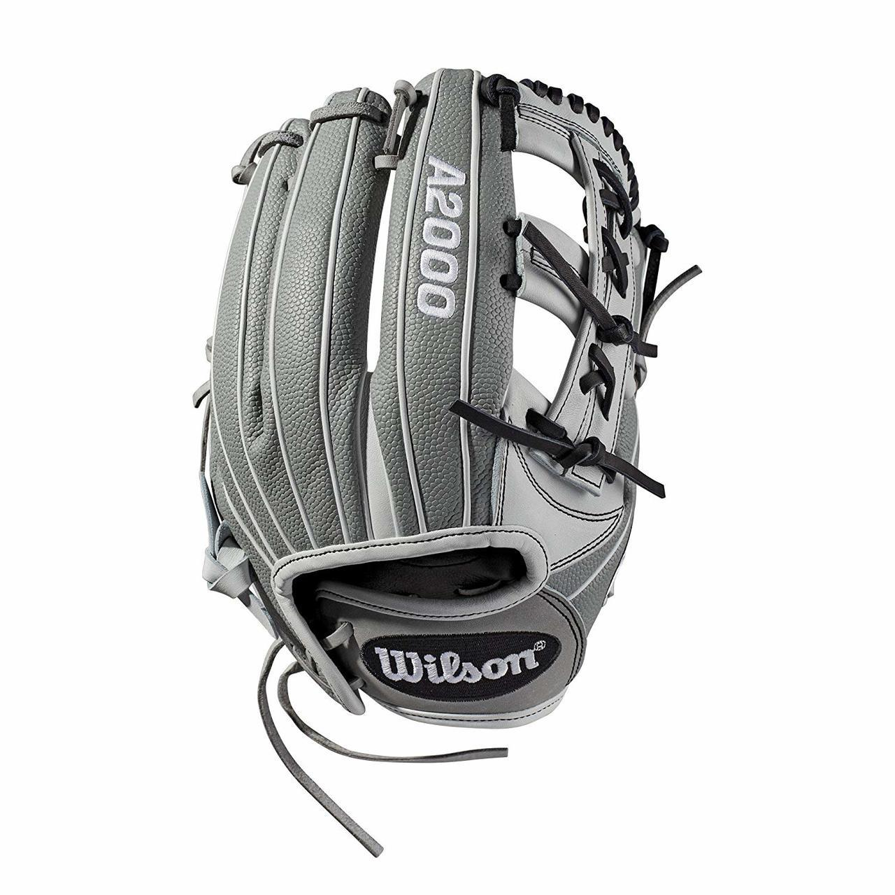 wilson fast pitch softball glove