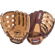 Nokona BB-1275H Buckaroo (Sandstone/Chocolate Kangaroo) Baseball Glove H Web (Right Handed Throw)