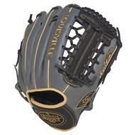 Louisville Slugger 125 Series Gray 11.5 inch Baseball Glove