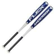 Anderson Flex -10 Baseball Bat 2 3/4 Barrel