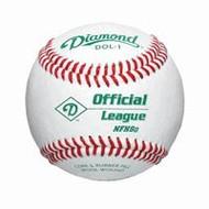 Diamond Bucket with (5 doz) DOL-1 Baseballs