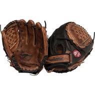 Nokona BKF-1250C-Blk Fastpitch Softball Glove 12.5 inch (Right Hand Throw)