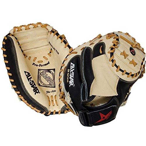 8afd29d4b28 All-Star Allstar CM3030 Catchers Mitt 33 inch (Right Hand Throw)