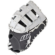 Worth Liberty Advanced First Base Mitt Fastpitch Softball Glove 13 inch LAFBGW (Right Hand Throw)