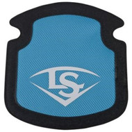 Louisville Slugger Players Bag Personalization Panel (Columbia Blue)