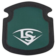 Louisville Slugger Players Bag Personalization Panel (Dark Green)