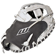 Worth Liberty Advanced Catchers Mitt Fastpitch Softball Glove 34 inch LACMGW (Right Hand Throw)