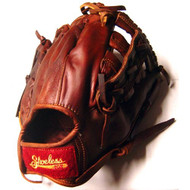 Shoeless Joe 1000JR Youth Baseball Glove I Web 10 inch (Right Hand Throw)