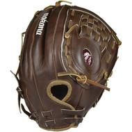 Nokona Walnut 13.5 inch Softball Glove WS-1350C