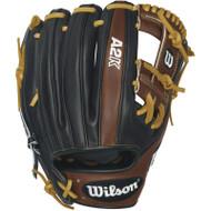 Wilson A2K 1786 Fielding Glove 11.5 Right Handed Throw A2KRB161786 Baseball Glove