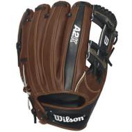 Wilson A2K 1787 Fielding Glove 11.75 Right Handed Throw A2KRB161787 Baseball Glove