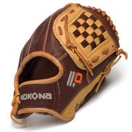 Nokona Alpha Select 9 inch Baseball Glove Ages 3 to 7 Right handed Throw