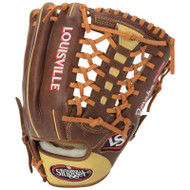 Louisville Slugger Omaha Pure Baseball Glove Brown