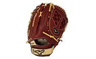Mizuno MVP Fastpitch Softball Glove Brick Dust