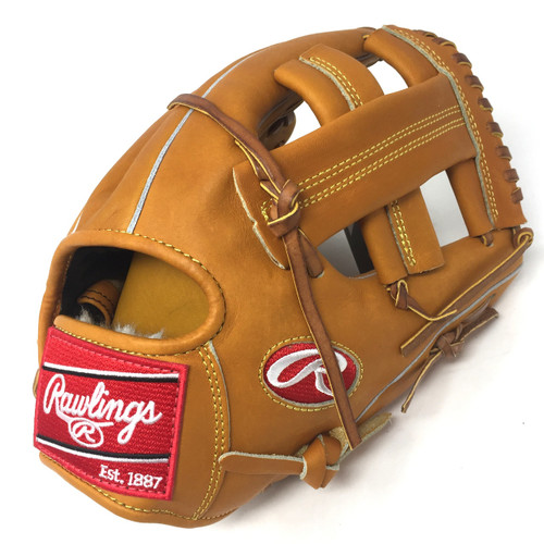 Rawlings Heart Of Hide PRO200-1 11.5 Inch Baseball Glove Right Hand Throw