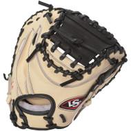 Louisville Slugger Pro Flare Catcher's Mitt Cream Black