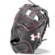 Under Armour Deception Fastpitch Softball Catchers Mitt Adult 33.5 Right Hand Throw UACMW-200A
