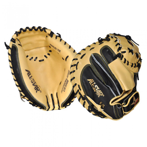 All-Star CM3000XSBT 31.5 Baseball Catchers Mitt Pro Elite Right Hand Throw