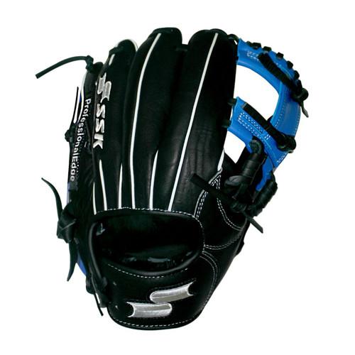SSK Edge Pro Series Baseball Glove 11.5 I-web Blue Right Hand Throw