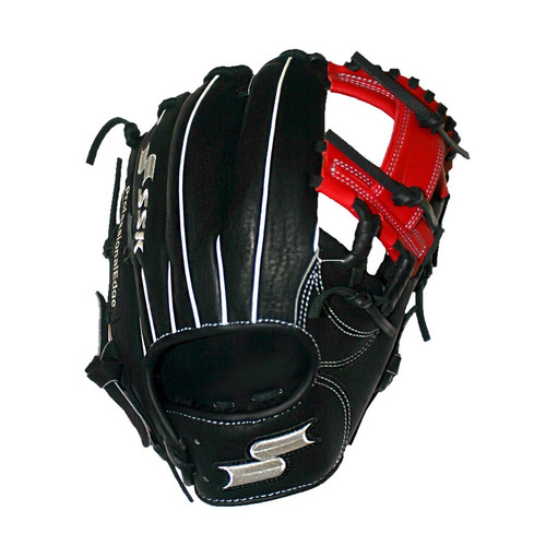 SSK Edge Pro Series 11.5 Baseball Glove I-web Red Right Hand Throw