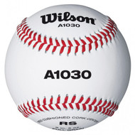 Wilson A1030 Blem Baseballs 3 Doz and Bucket