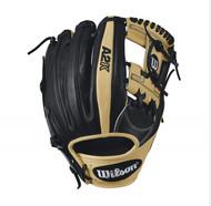 Wilson 2017 A2K 1787 Baseball Glove BlondeBlack