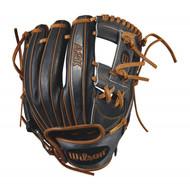 Wilson 2017 A2K Dustin Pedroia Game Model Baseball Glove