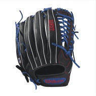 Wilson Bandit Kp92 Baseball Glove 12.5 inch BlackRoyalWhite Right Hand Throw