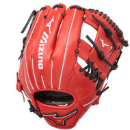 Mizuno MVP Prime SE 11.5 Inch GMVP1154PSE5 Baseball Glove Red Black Right Hand Throw