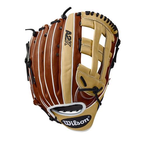 Wilson 2018 A2K 1799 Outfield Baseball Glove Right Hand Throw 12.75 inch