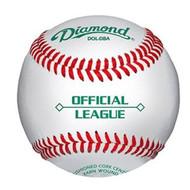 Diamond Bucket with 5 dozen DOL-DBA Baseballs