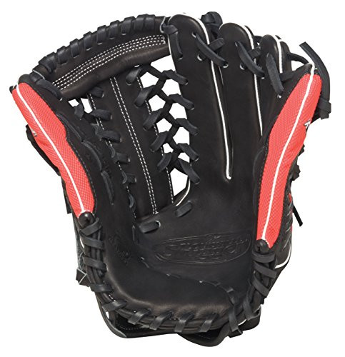 be975f42cab Louisville Slugger Super Z Black 13 inch Slow Pitch Softball Glove (Right  Handed Throw)