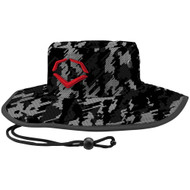 Wilson Sporting Goods Unisex EvoShield Logo Bucket Hat Camo One Size Fits Most