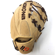 Nokona Alpha Select Series: S-100-I Tan 10.5 Youth Baseball Glove Right Hand Throw