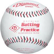 Diamond DMBP Leather Pitching Machine Baseballs 1 Dozen