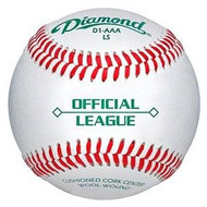 Diamond Semi-Pro & League Low Seam Baseballs 1 Doz