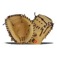 Nokona Alpha Select 30 Inch S-120 Youth Baseball Catchers Mitt Right Hand Throw
