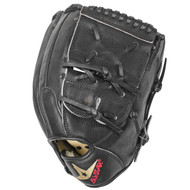 All-Star FGS7-PT2BK Black 12 inch Baseball Glove Right Hand Throw  …