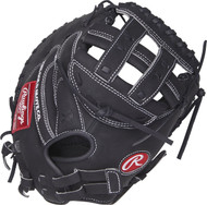Rawlings Heart of the Hide PROCM33FPB 33 inch Softball Catchers Mitt Right Hand Throw