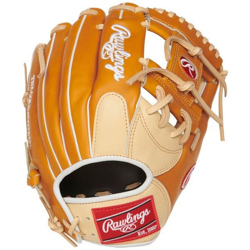 Rawlings Heart of the Hide PRONP4-2CTW Baseball Glove 11.5 Right Hand Throw