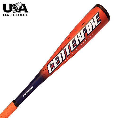 Anderson 2018 Centerfire -11 Youth USA Baseball Bat 28 inch 17 oz