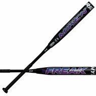 Miken Freak Hybrid USSSA Slowpitch Softball Bat 34 inch 27 oz