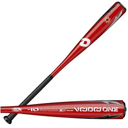 DeMarini Voodoo One 2019 Youth USSSA Baseball Bat -10oz WTDXVOZ-19 30 inch 20 oz