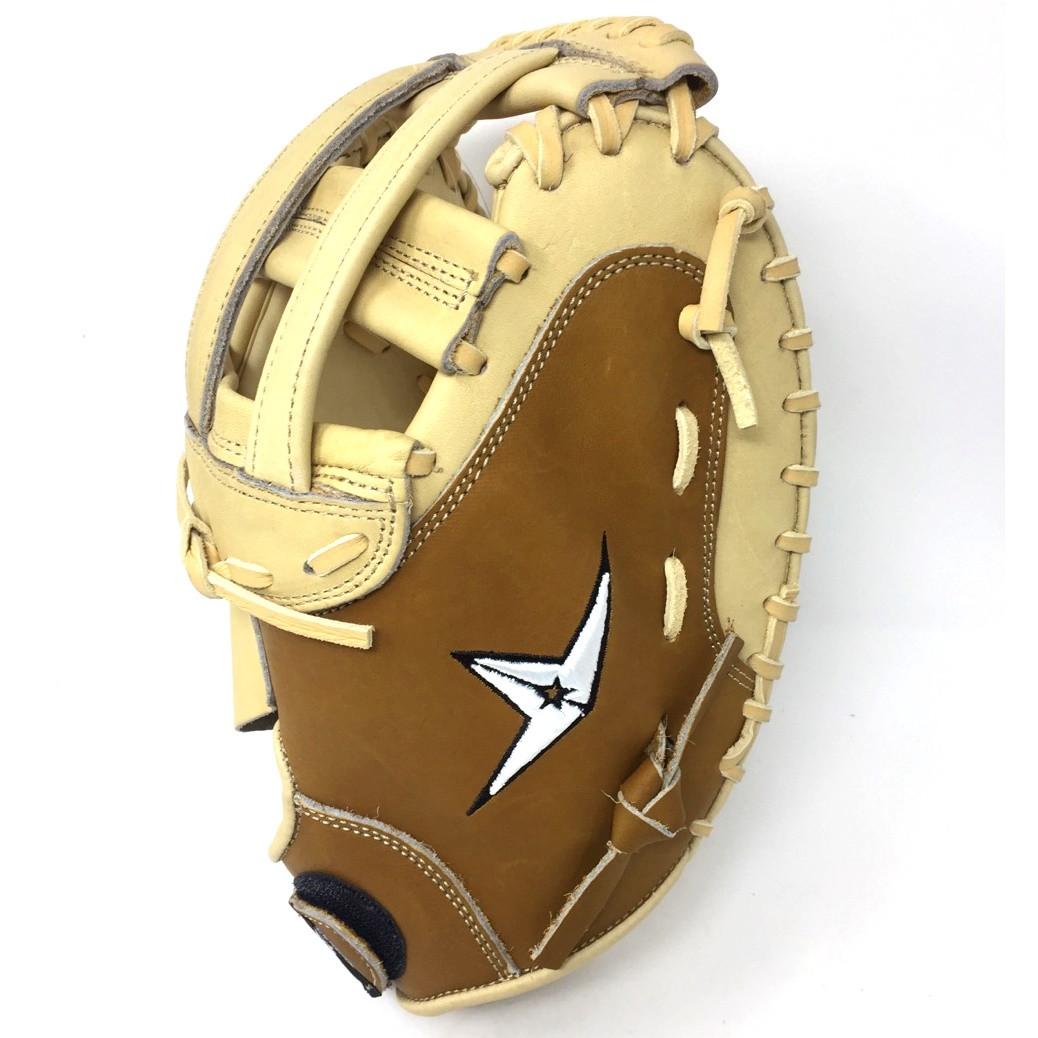 All Star Pro Softball Fastpitch Catchers Mitt Cmw3001 335 Right Hand Throw