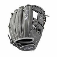 Wilson A2000 Fasptich Softball Glove 11.75 H Web Right Hand Throw