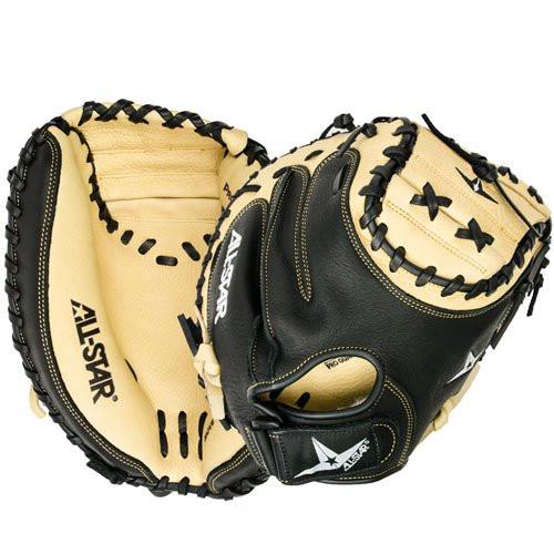 3c722801514 All-Star Catchers Mitt CM3031 Right Hand Throw 33.5 Inch. Image 1. Image 2