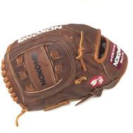 Nokona Walnut W-1200C Baseball Glove 12 in Left Hand Throw