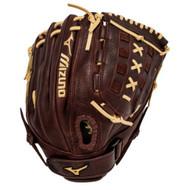 Mizuno GFN1250S1 Franchise Slowpitch Softball Glove Right Hand Throw