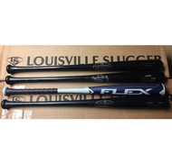 Bat Pack 33 inch Anderson and Louisville Slugger Wood (4 Bats)