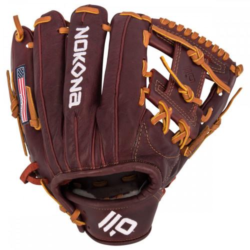Nokona Bloodline Pro 11.5 inch P6I Baseball Glove Right Hand Throw